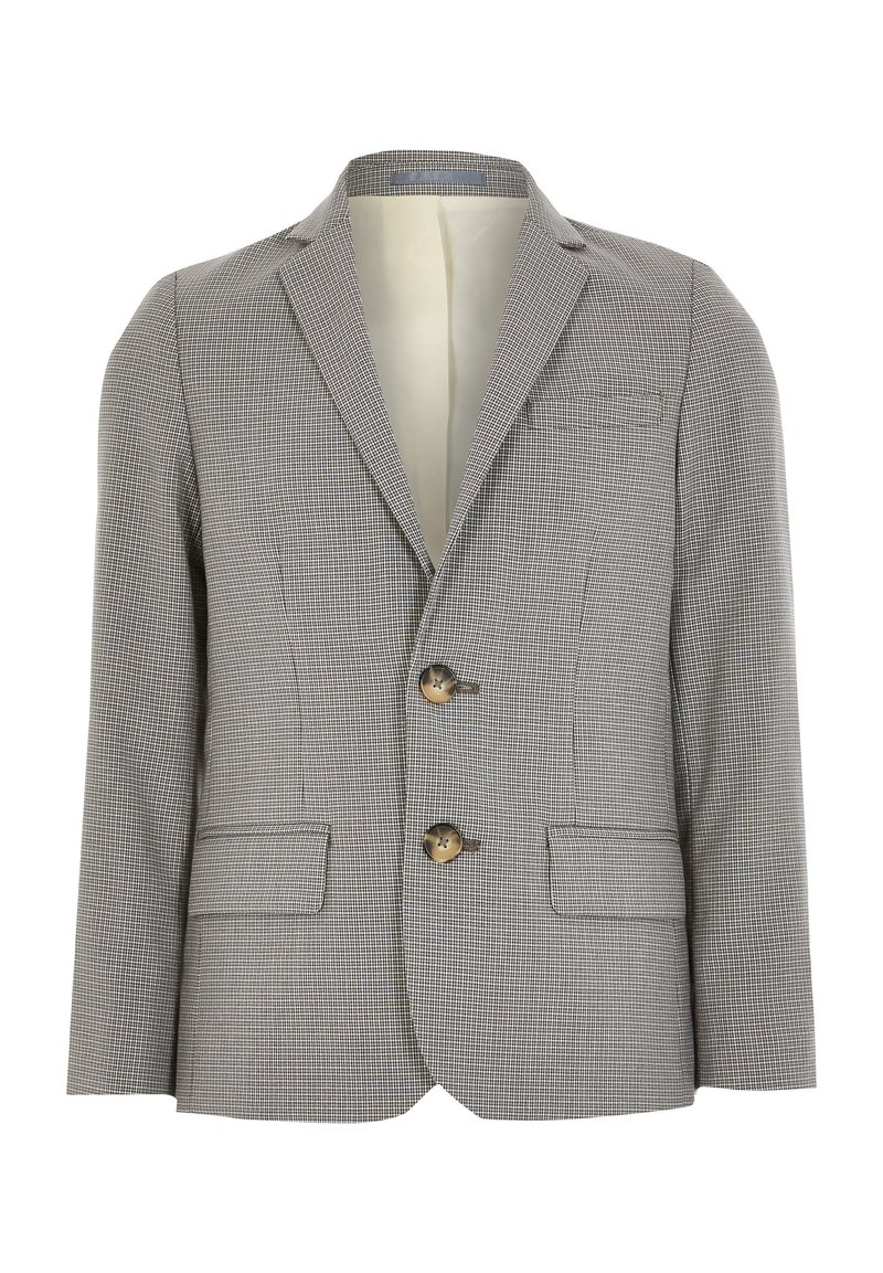 River Island - blazer - grey