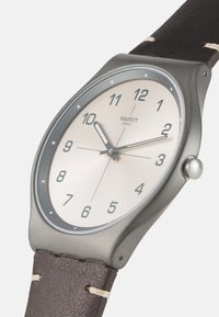 Swatch - TIME TO TROVALIZE - Watch - brown - 3