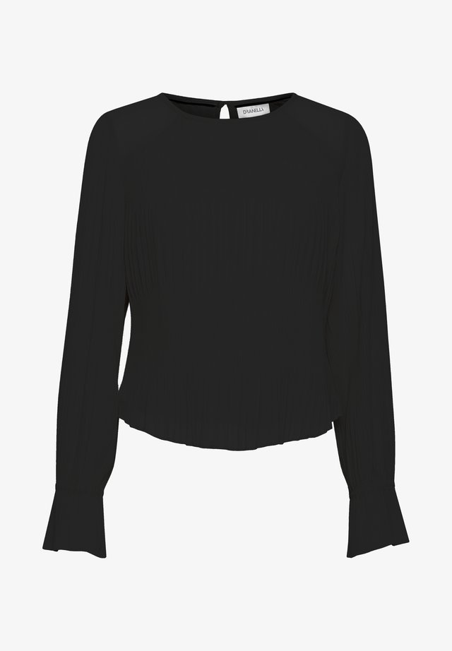 DRMINI - Long sleeved top - black