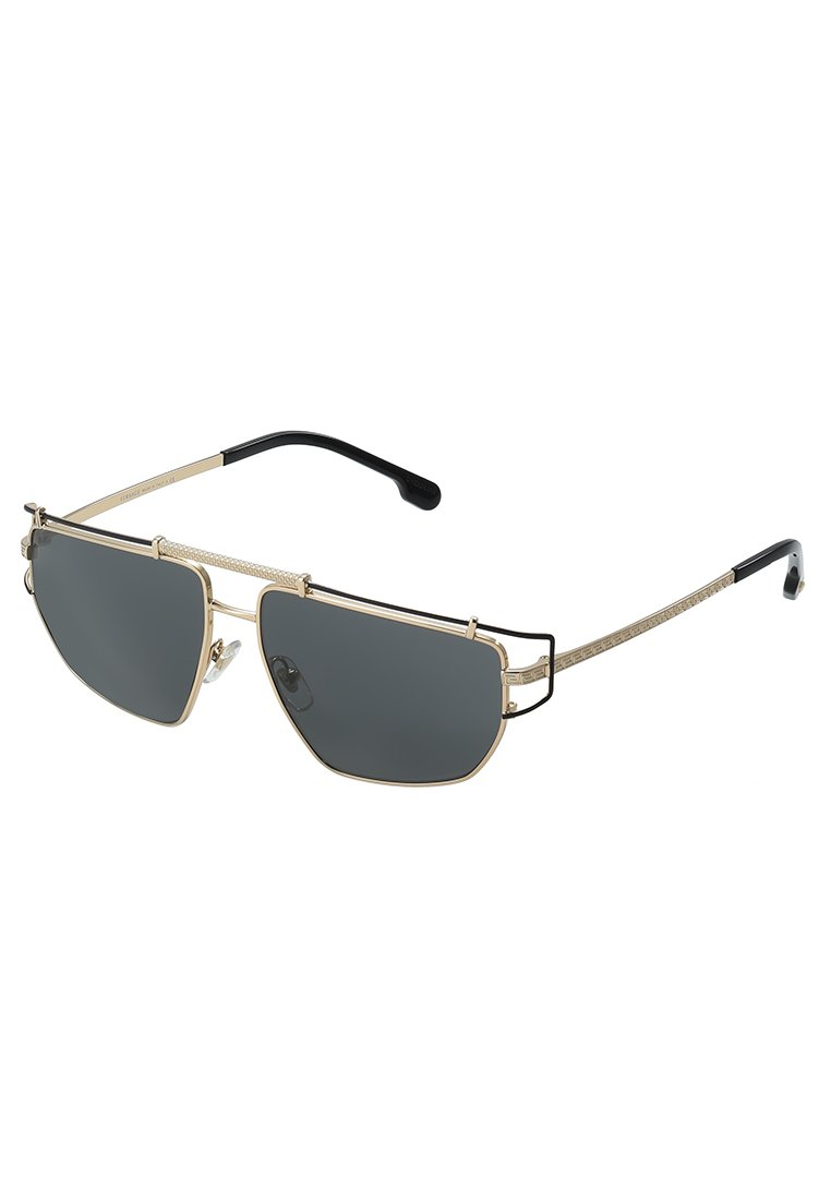 Versace Solbriller - gold-coloured/grey/gull t1kKspVsVv7DCs0