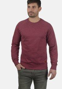 Blend - SWEATSHIRT ALEX - Sweatshirt - zinfandel - 0