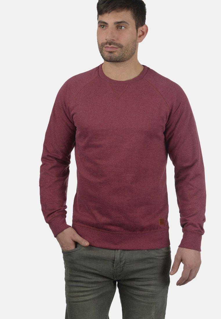 Blend - SWEATSHIRT ALEX - Sweatshirt - zinfandel