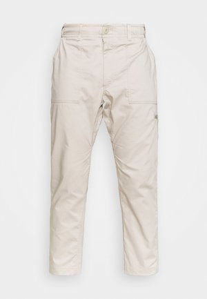 NOVELTY PANT - Trousers - cream