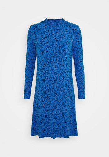 DITSY SWIN - Jerseykjoler - blue