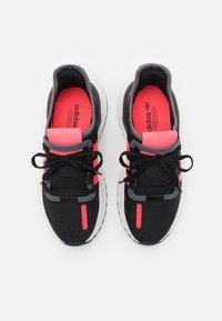 adidas Originals - U_PATH RUN UNISEX - Trainers - core black/flash red/grey five - 3