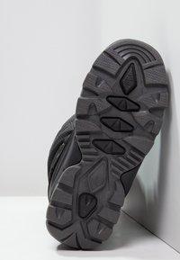 Kamik - SNOWCOAST - Winter boots - black - 4