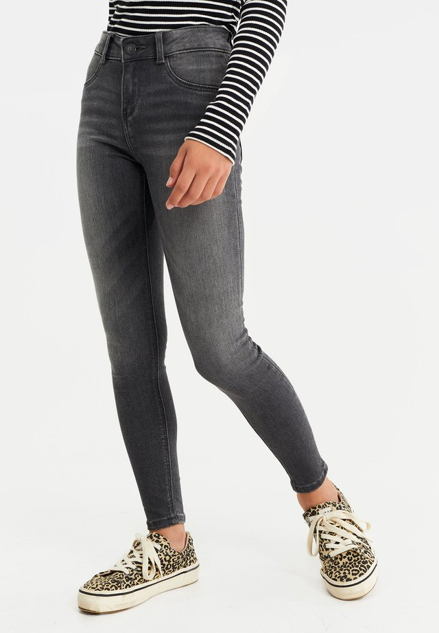 SUPERSKINNY - Jeggings - grey