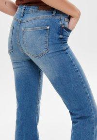 JDY - Flared Jeans - light blue denim - 3