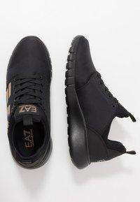 EA7 Emporio Armani - Sneakers - black - 1