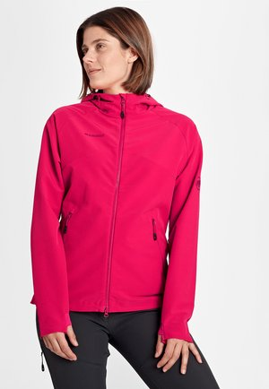 MACUN SO - Soft shell jacket - sundown