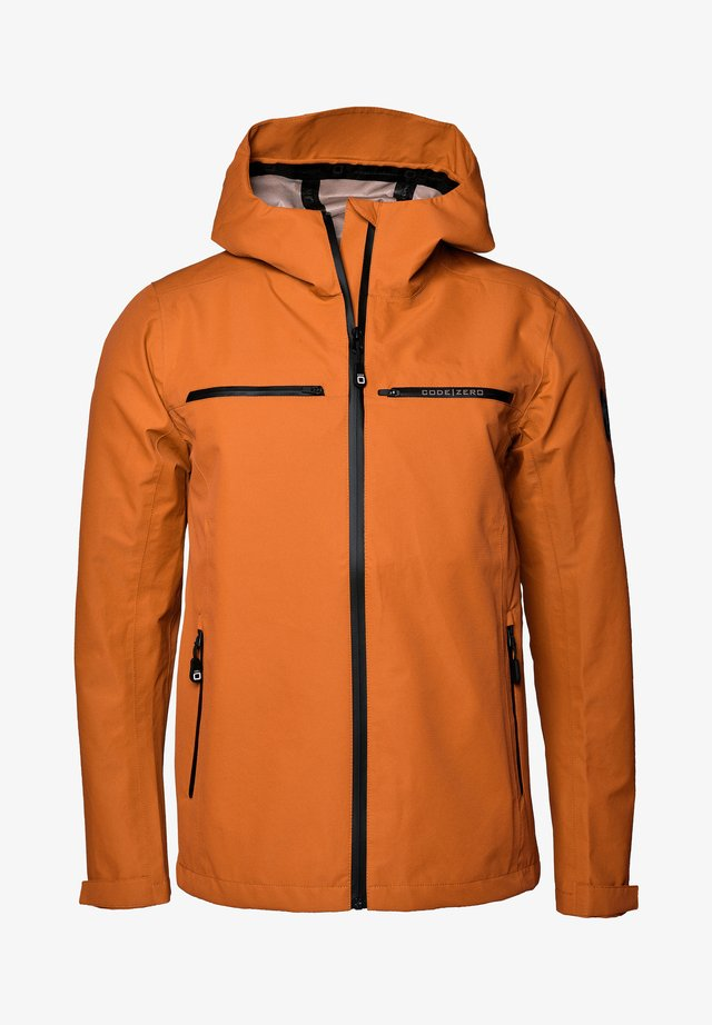 WAYPOINT - Giacca outdoor - orange
