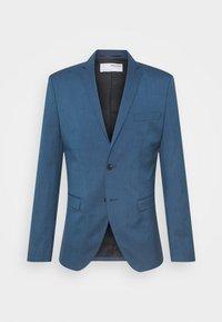 Selected Homme - SLHSLIM MYLOLOGAN SUIT  - Suit - blue ashes - 1