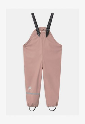 RAINWEAR  - Rain trousers - misty rose
