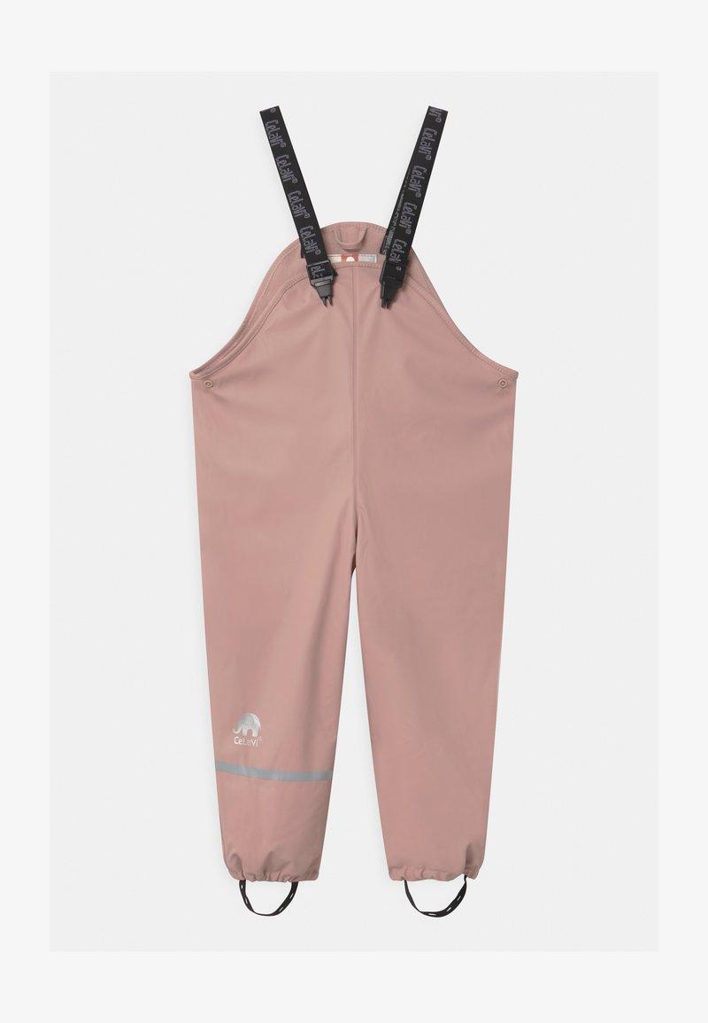 CeLaVi - RAINWEAR  - Pantaloni impermeabili - misty rose