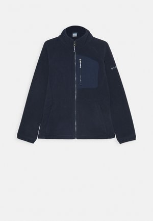 FAST TREK™  FULL ZIP - Fleece jacket - collegiate navy