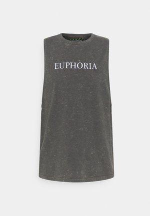 EUPHORIA UNISEX - Top - grey