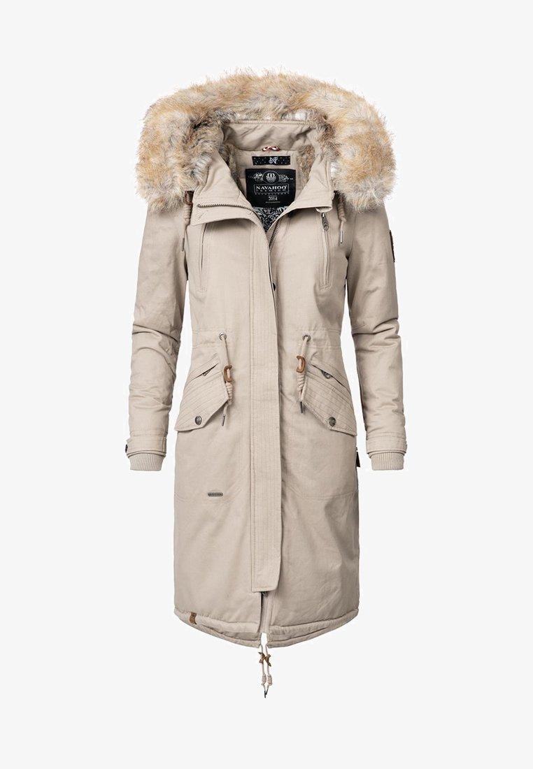 Navahoo - Winter coat - beige