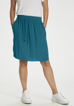 A-line skirt - dragonfly