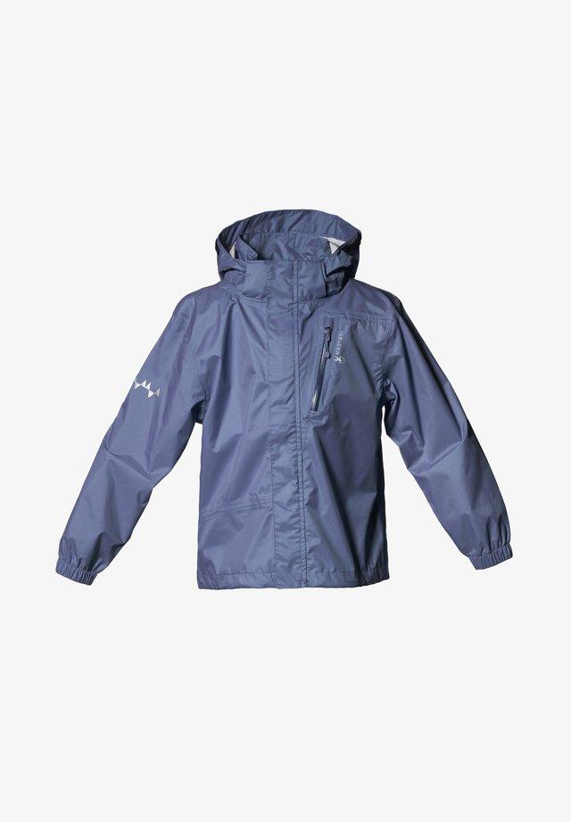 Waterproof jacket - denim