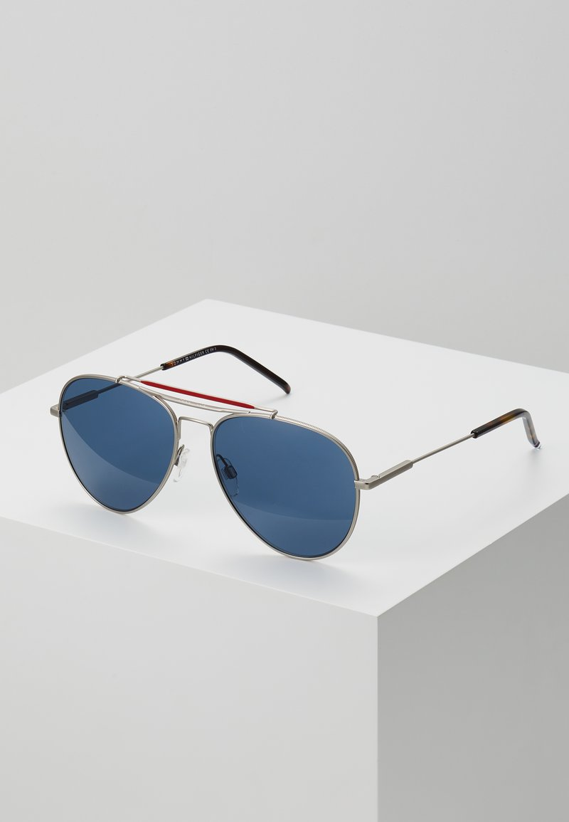 Tommy Hilfiger - Sunglasses - silver-coloured
