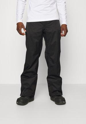 CRESCENT 2.0 SHELL 2L 10K PANT - Snow pants - black