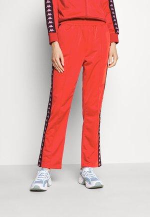 JASNA - Teplákové kalhoty - racing red
