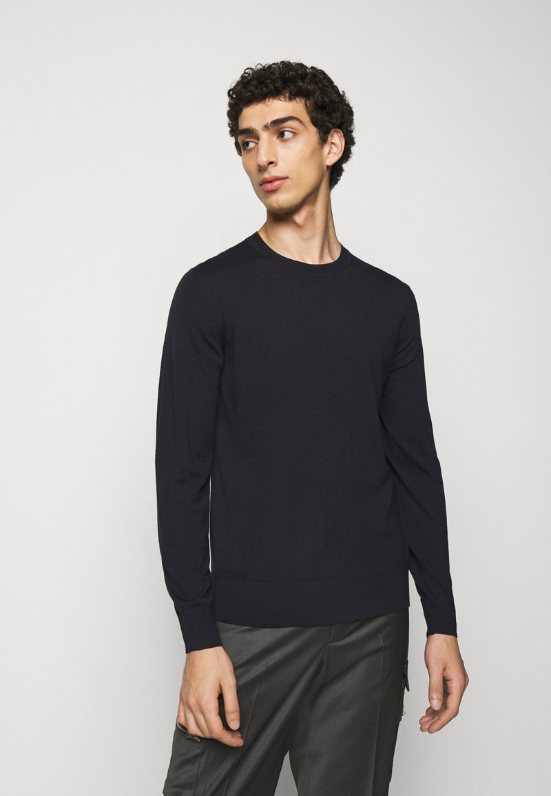 Theory - CREW NECK - Pullover - navy