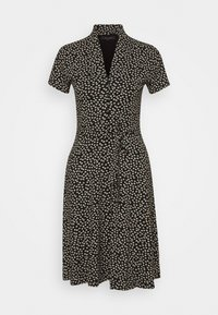 King Louie - EMMY DRESS SEVRES - Shirt dress - black - 3