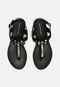 Copenhagen Shoes - MAY - T-bar sandals - black - 4