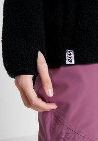 Eivy - REDWOOD SHERPA JACKET - Fleece jacket - black - 3
