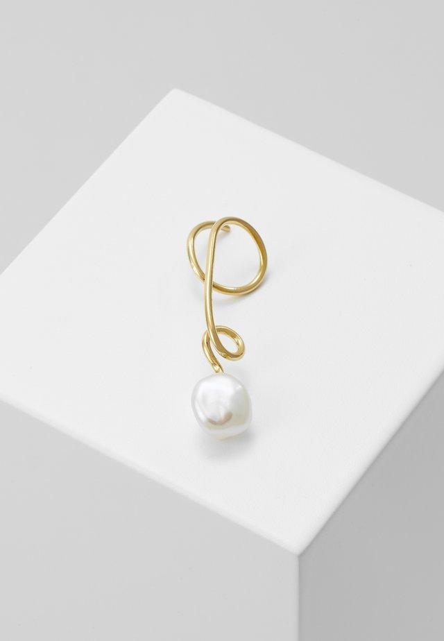 DETOUR TWIRL  - Earrings - gold-coloured