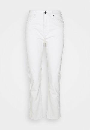 TERESA - Jeans straight leg - ecru