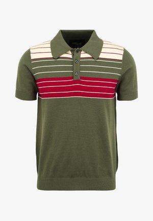 PABLO SUTTON - Polo shirt - olive