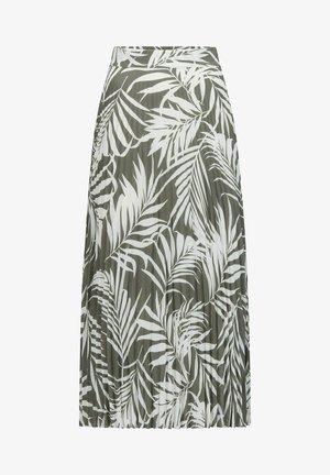 C VALARA - A-line skirt - patterned