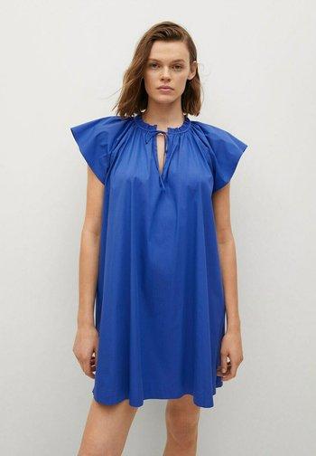 DEEP - Day dress - bleu