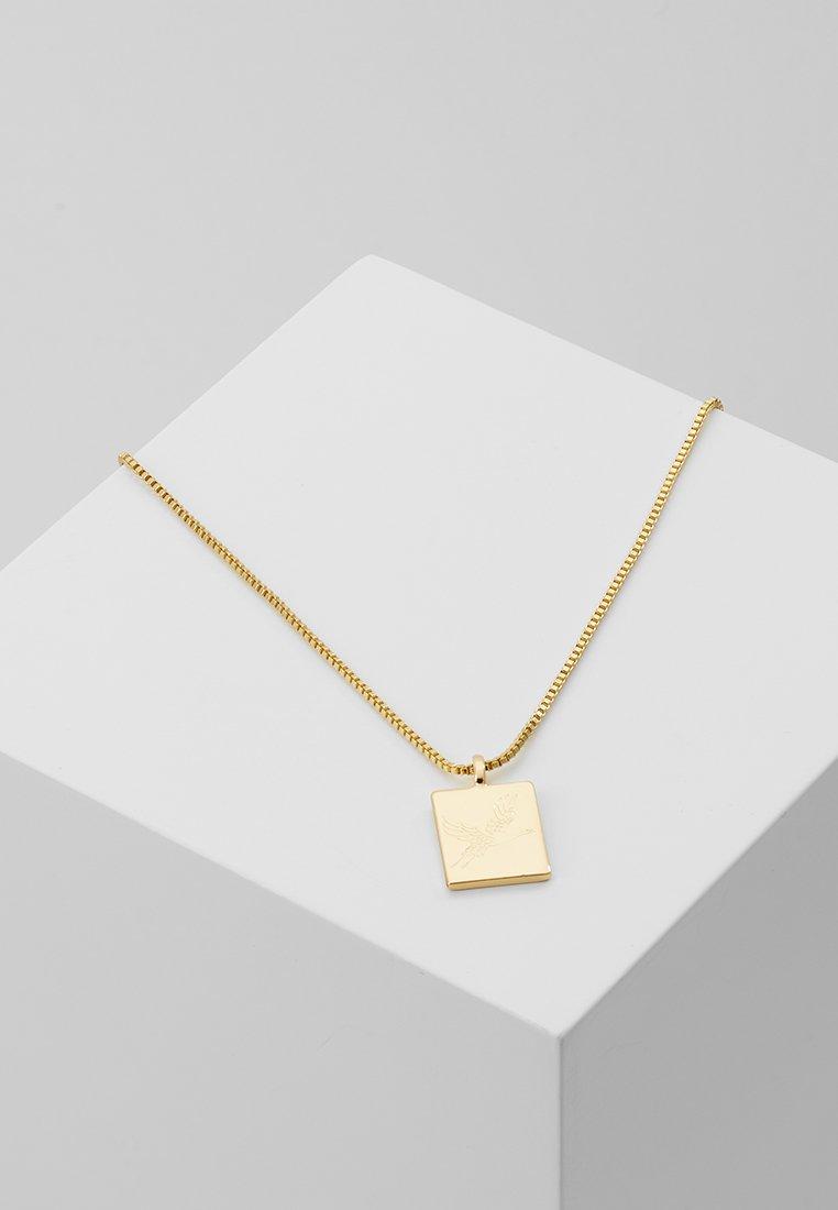 Pilgrim - NECKLACE TANA - Necklace - gold-coloured
