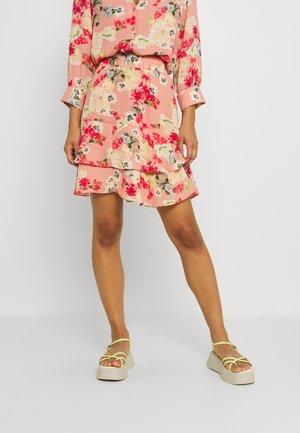 VILUCA SHORT SKIRT - Mini skirt - old rose