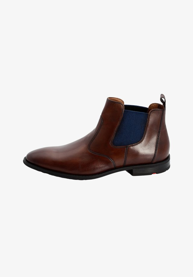 JEROME - Classic ankle boots - brown