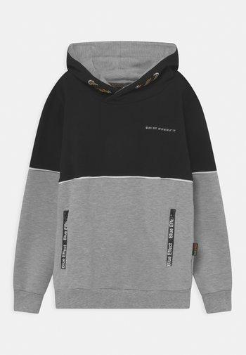 BOYS HOODIE - Sweatshirt - grau melange