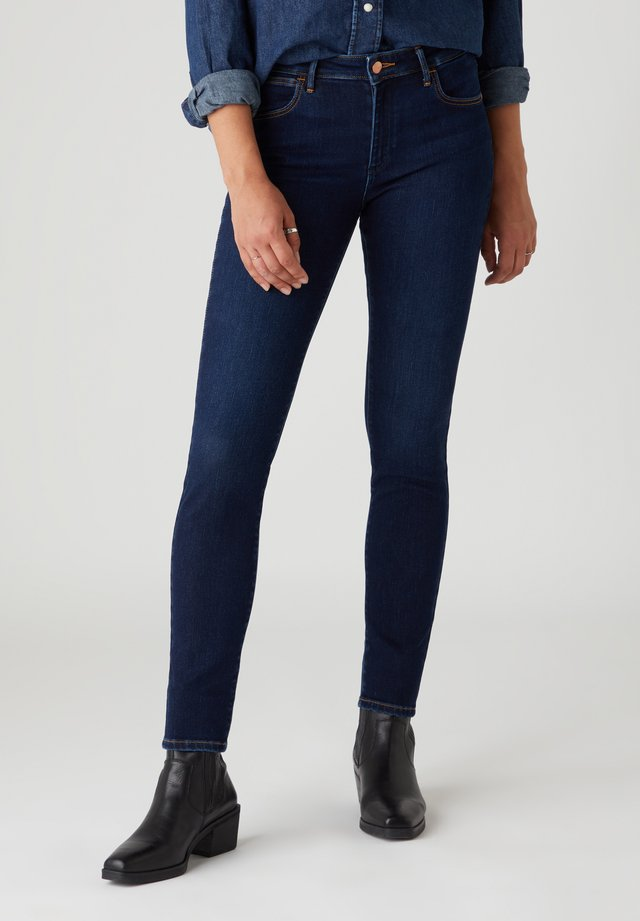 Jeansy Skinny Fit - soft creek
