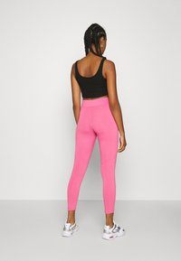 Nike Sportswear - Leggings - Trousers - pinksicle/black - 2
