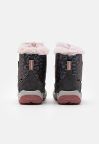 Superfit - ICEBIRD - Zimní obuv - grau/rosa - 2
