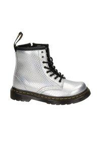 Dr. Martens - Veterboots - zilver - 6