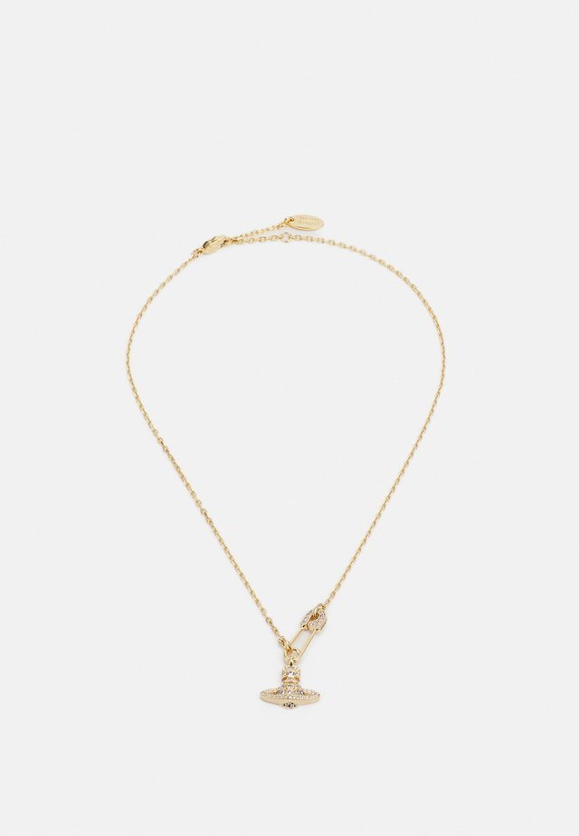 LUCRECE PENDANT - Necklace - gold-coloured
