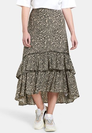 TENDER SKIRT - A-line skirt - brown