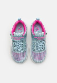 Skechers - BOBS SQUAD - Sneakers laag - mint/pink - 3