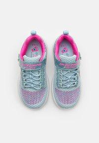 Skechers - BOBS SQUAD - Tenisky - mint/pink - 3