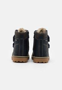 TOM TAILOR - UNISEX - Winter boots - navy - 2
