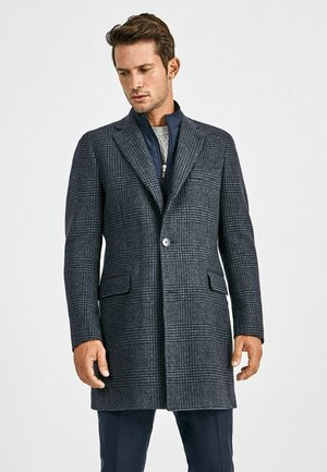 Manteau classique - grey/navy