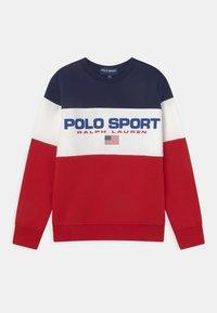 Polo Ralph Lauren - Sweatshirts - red/multi - 0